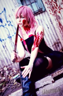 yuno_gasai___mirai_nikki_cosplay_by_lifeisafiction-d84os98