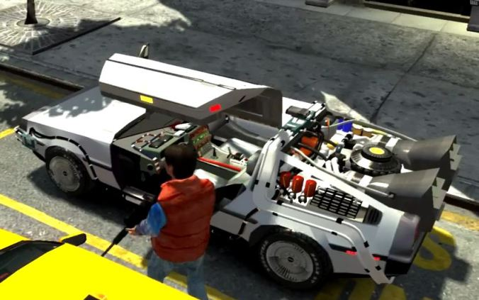 GTAIV_delorean
