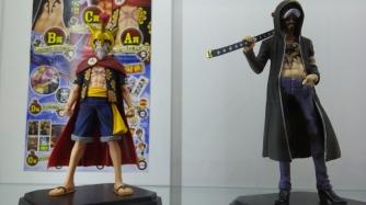 Luffy & Law