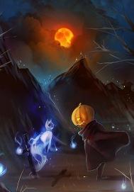 sad_halloween_by_yaichino-d5jkwj0