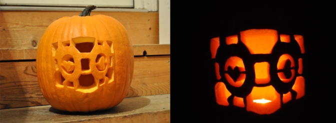 portal_companion_cube_pumpkin_carving_by_ladybug95-d6sbx0p