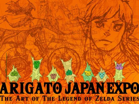 "Prix ""Takizawa"" remporté par @eikikuun1 -Illustration « Arigato Japan Expo »"